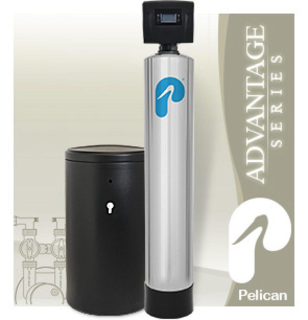 Pelican Advantage Series Salt Water Softeners