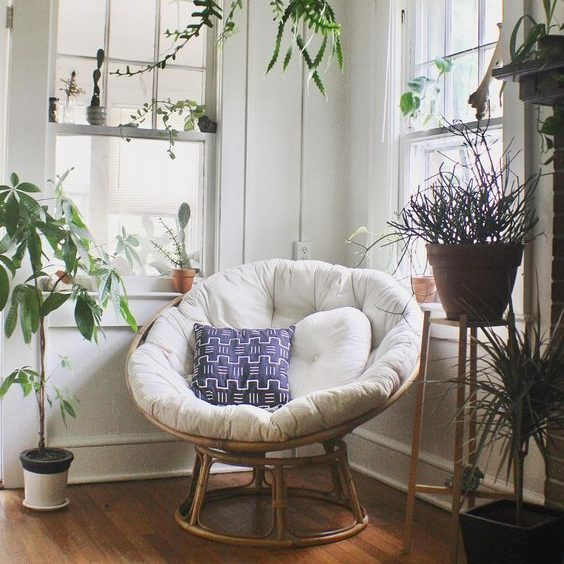 Lobby Papasan Cushion ideas