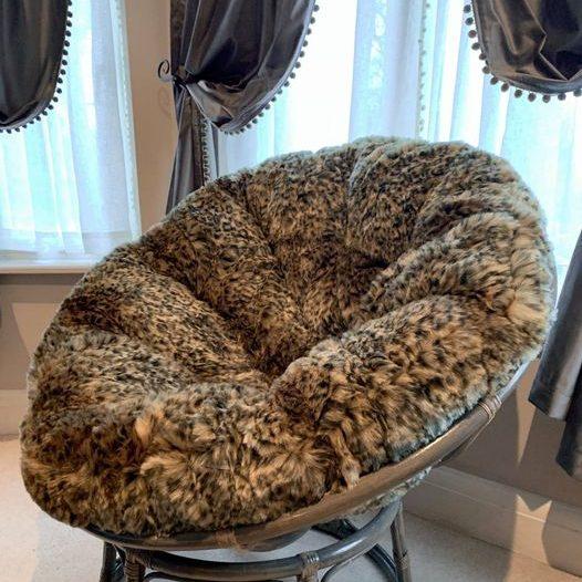 Warm Papasan Cushion