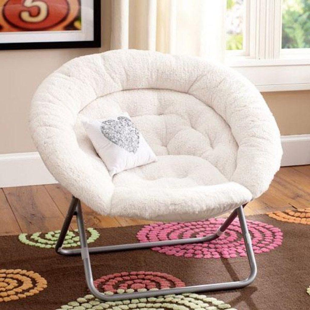 white papasan cushion idea