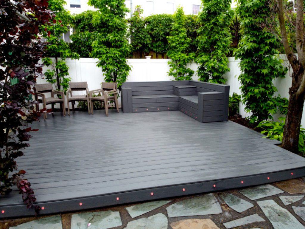best floating deck design