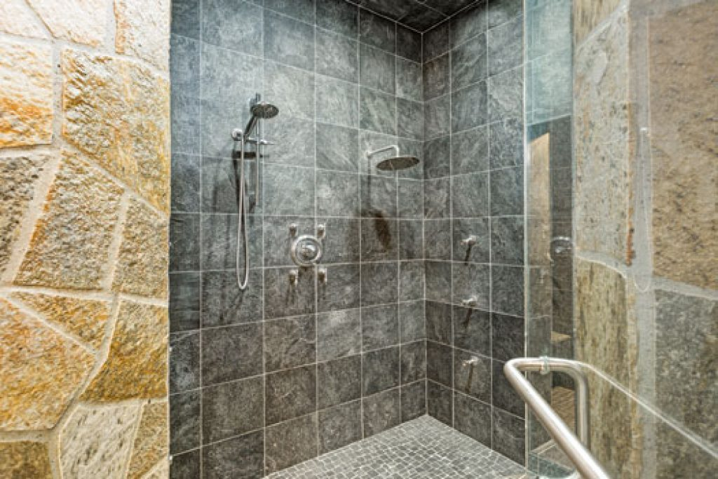 how to clean shower walls